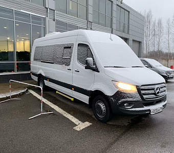 Mercedes-Benz Sprinter W907 Lux Ultimate